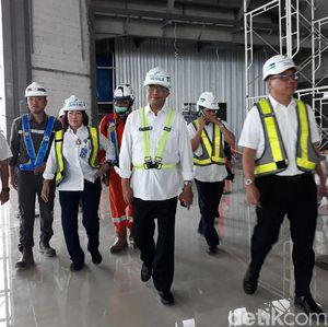 Menhub: Kereta Yogya-Bandara Baru DIY Beroperasi Akhir 2020