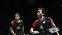 Hendra/Ahsan Siap Kerja Keras Hadapi Juara Yonex Thailand Open