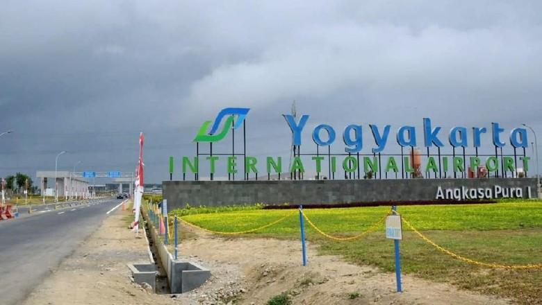 Yogyakarta International Airport (Istimewa/Kementerian Perhubungan)