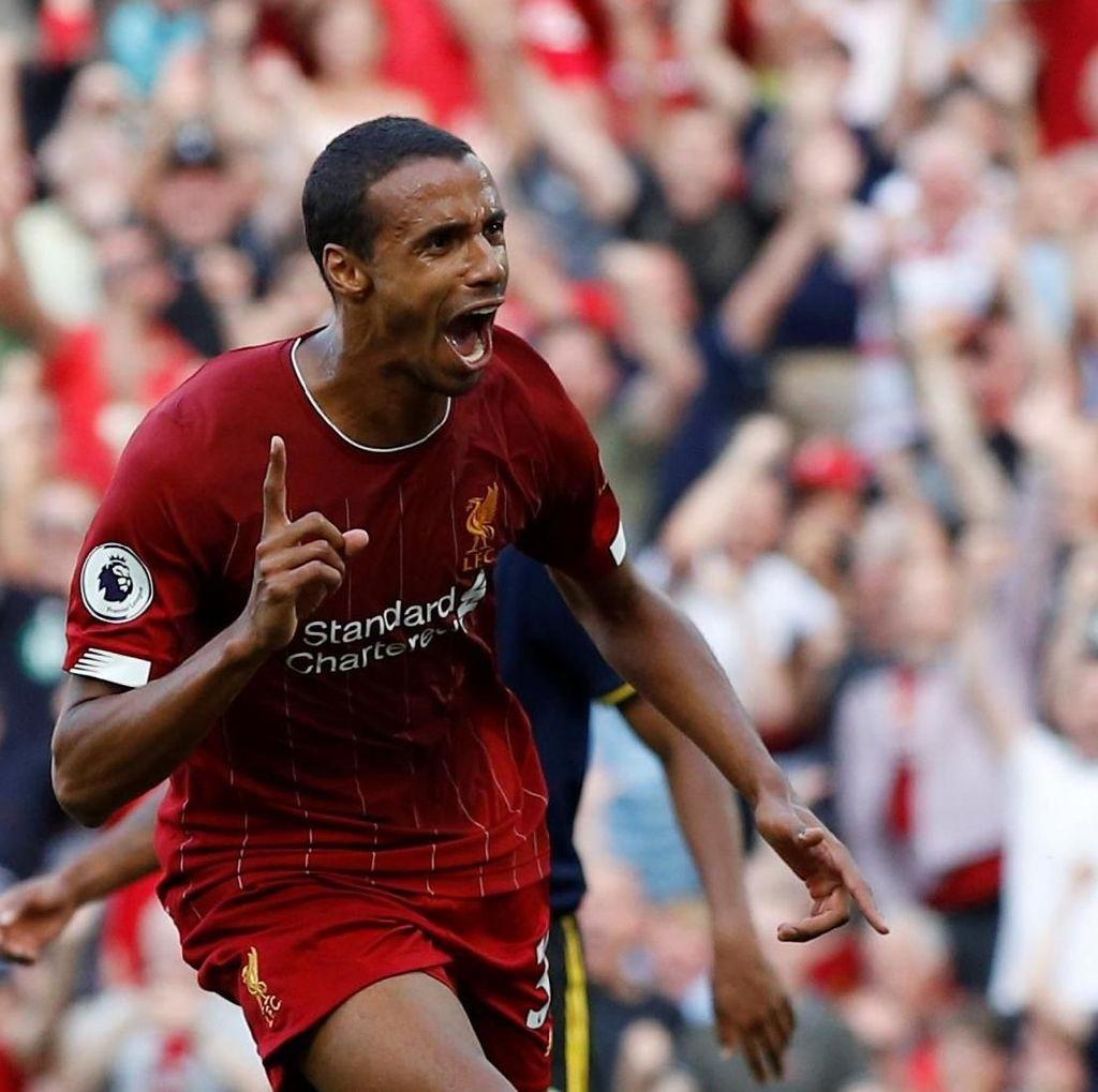 Joel Matip Perpanjang Kontrak Bersama Liverpool Hingga 2024