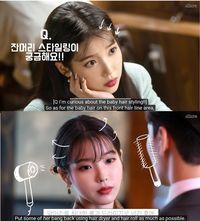 Gaya Rambut IU di Drama 'Hotel Del Luna' yang Jadi Hits, Bikin Wajah Tirus