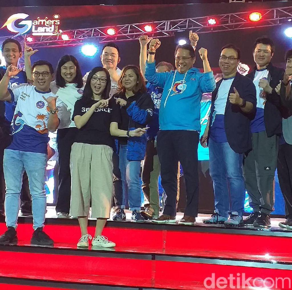 Ada Pesta Gamer Sekaligus Ajang eSport di Surabaya
