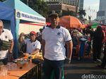 Dinas KUKMP DKI Minta Pedagang Bersihkan Area Jualan di CFD