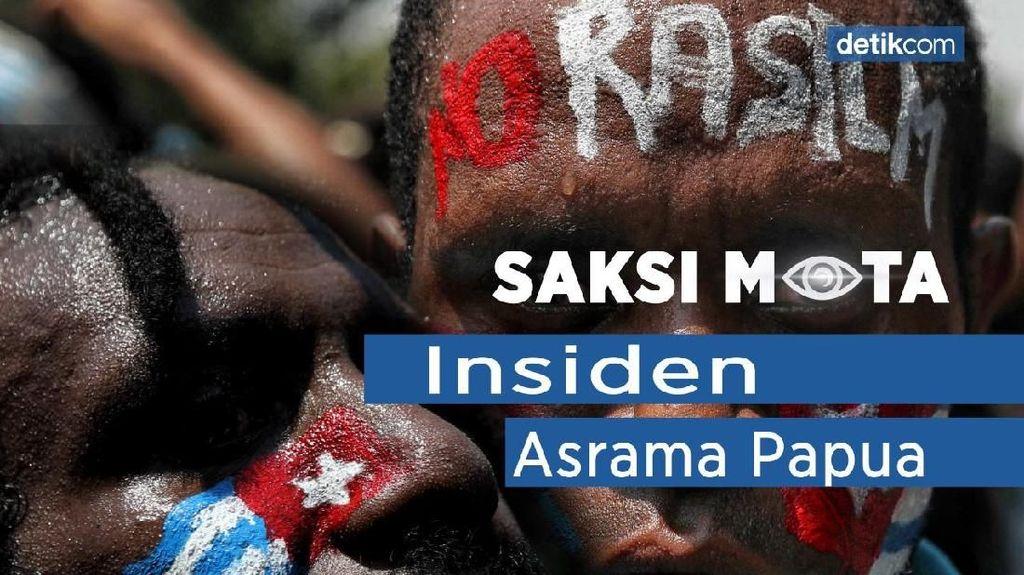 Saksi Mata: Insiden Asrama Papua