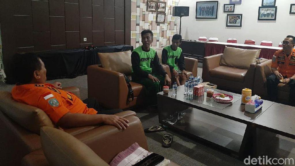 Cerita Dua Penumpang Selamat dari Kebakaran KM Santika Nusantara
