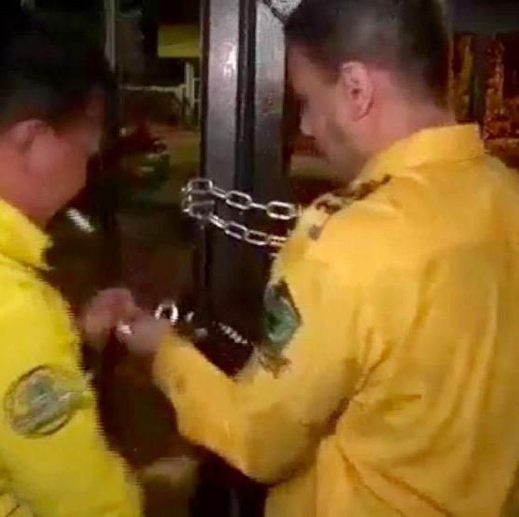 Ketum AMPG Kecam Penggembokan DPP Golkar: Melanggar Hukum!