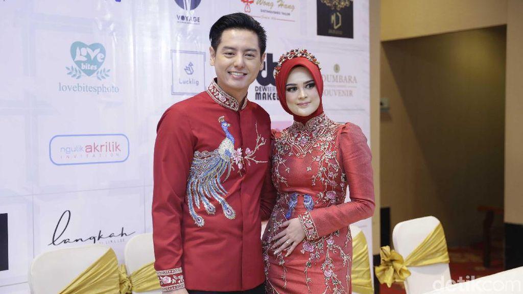 Doa Para Selebriti untuk Pernikahan Cut Meyriska dan Roger Danuarta