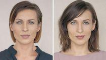 Potret Perubahan Dramatis Wajah Wanita Sebelum dan Setelah Melahirkan