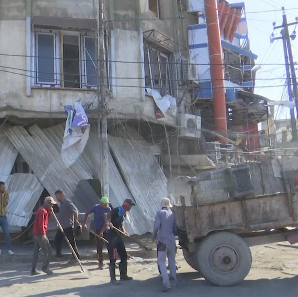 Bom Motor Meledak di Irak, 3 Orang