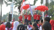 Gelar Jalan Sehat, Cara MPR Galang Kebersamaan Bangsa