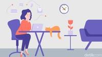 Anies Perpanjangan Masa Kerja di Rumah, Pengusaha Siap?