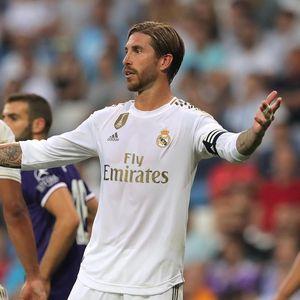 Madrid Diimbangi Valladolid, Ramos: Memalukan!