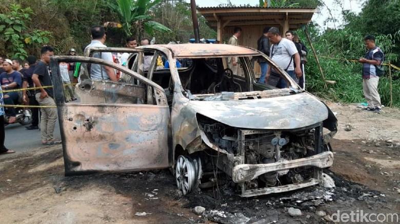 Kapolres Sukabumi: Dua Mayat dalam Mobil Terbakar Korban Pembunuhan