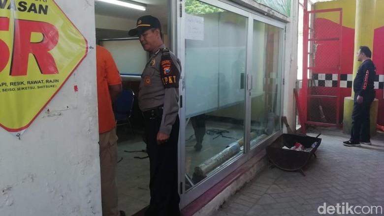 Perampok Bobol Sebuah Gudang di Madiun, Uang Rp 201 Juta Amblas