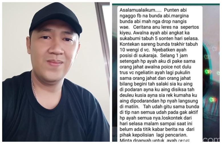 Ibu di Cianjur Mengaku Suaminya Diculik, Pelaku Sempat Video Call