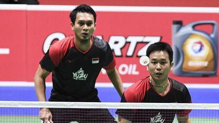 Kejuaraan Dunia Bulutangkis: Ahsan/Hendra Wakili Indonesia di Final