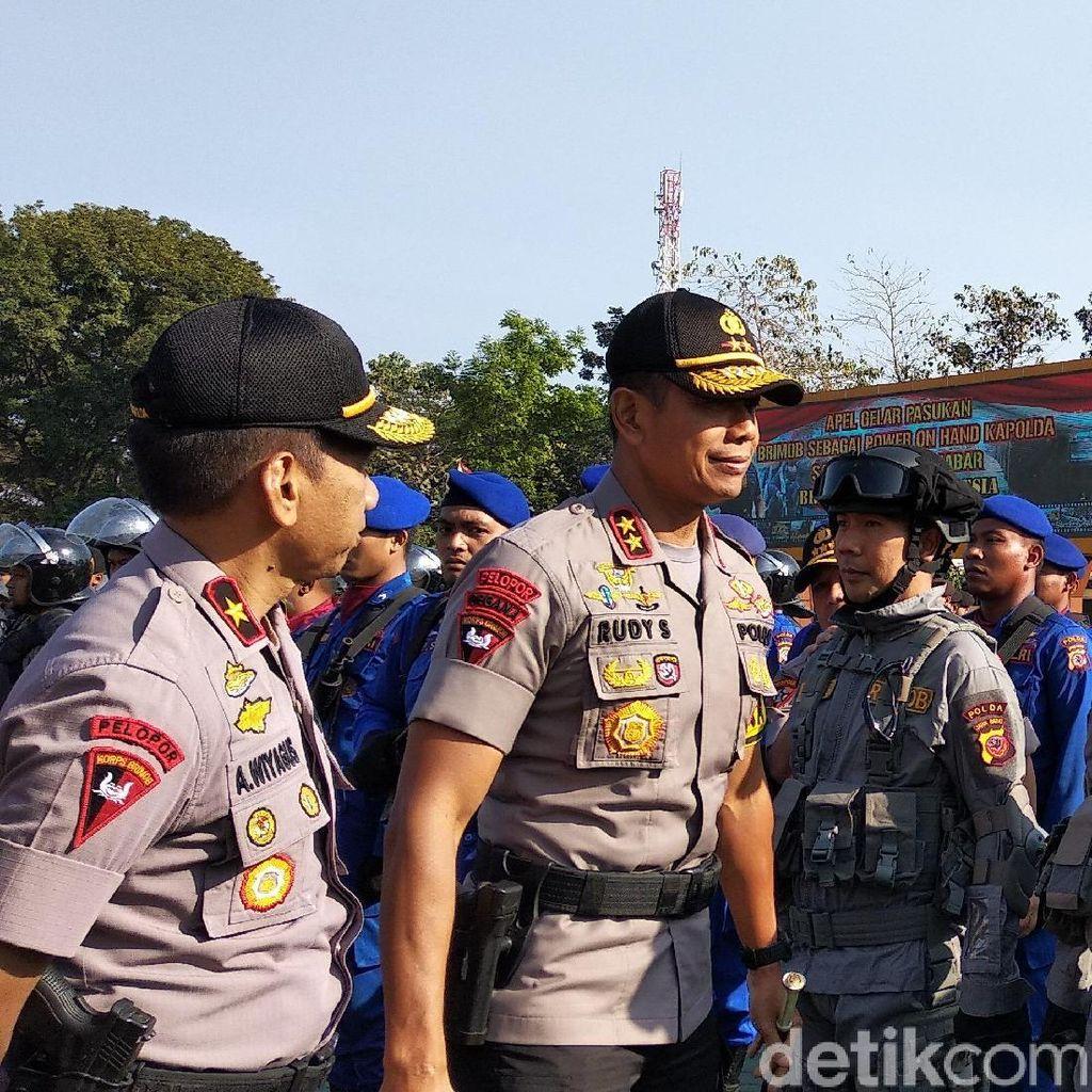 Kumpulkan Pasukan, Kapolda Jabar Doakan Situasi Papua Pulih