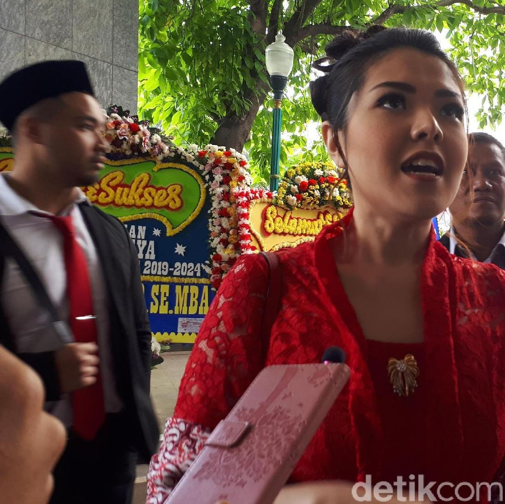 Jadi Anggota DPRD DKI, Tina Toon Ingin Masuk Komisi Kesejahteraan Rakyat