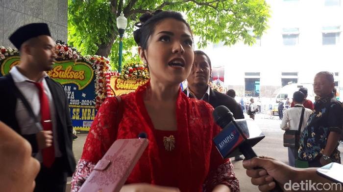 Tina Toon (Foto: Dwi Andayani/detikcom)