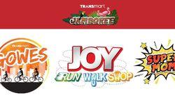 Transmart Jamboree, Acara Seru Buat Habiskan Waktu dengan Keluarga