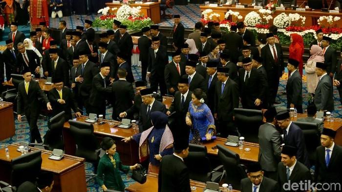 Foto: Anggota DPRD DKI Jakarta (Grandyos Zafna-detikcom).