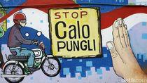 Keren! Mural Stop Hoax dan Pungli Mejeng di Bekasi