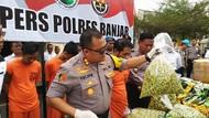 Polres Banjar Tangkap Penjual 300 Ribu Kapsul Jamu Palsu