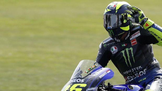 Rossi Galau Tentukan Masa Depan, Yamaha Ikut Bingung
