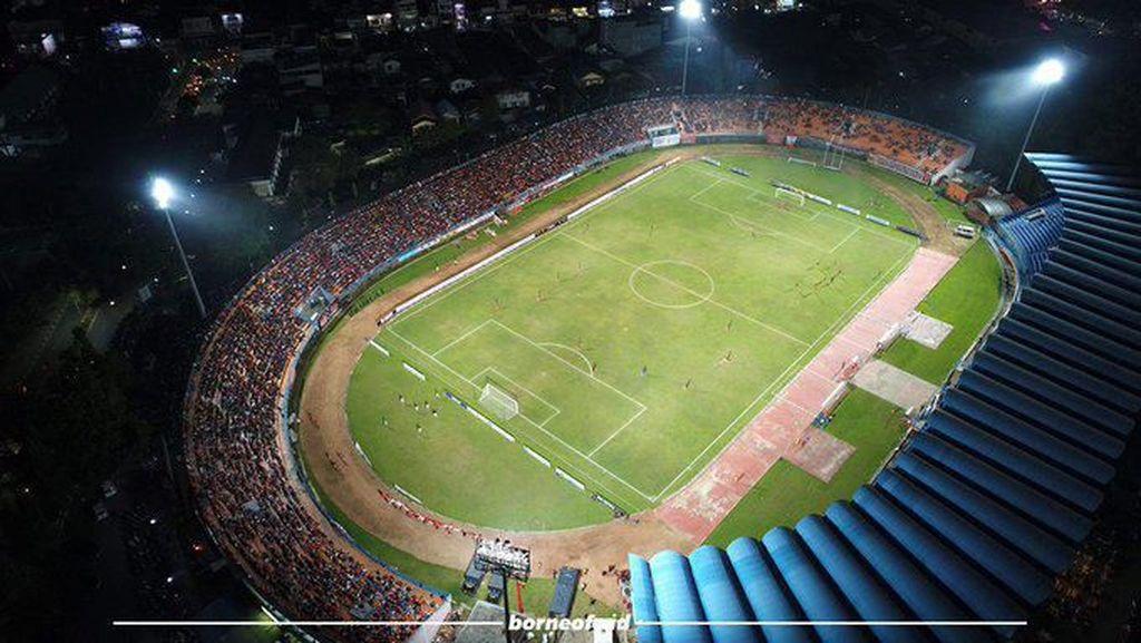 Ibu Kota Baru Indonesia di Kaltim, Provinsi yang Punya Banyak Stadion