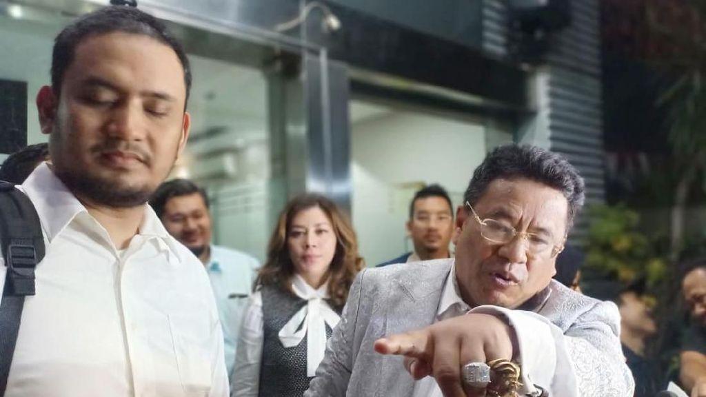 Perkara Grab Dibawa ke KPPU, Hotman: Sangat Prihatin