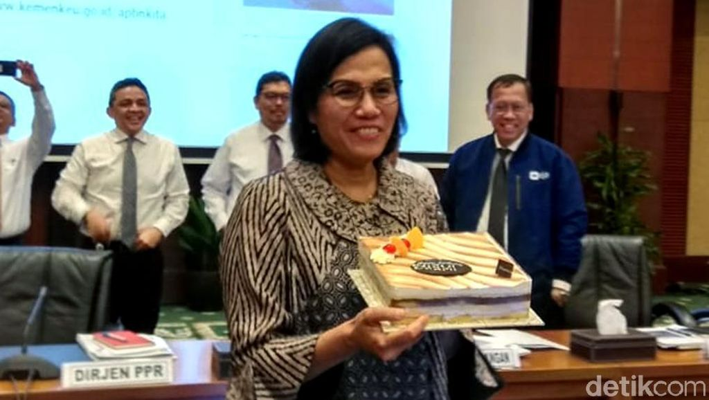 Happy Birthday ke-57 Bu Sri Mulyani