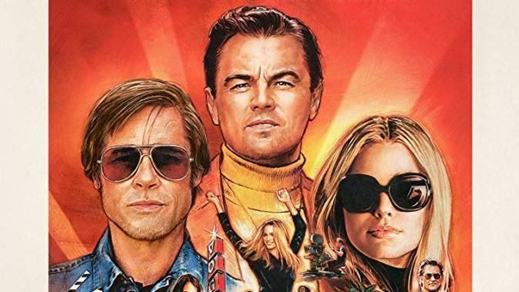 Once Upon a Time in Hollywood, Surat Cinta dari Quentin Tarantino