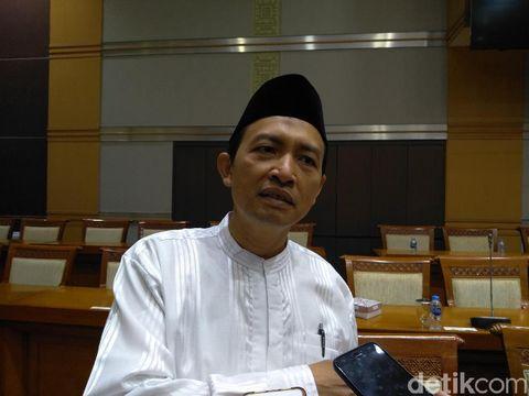 Perwakilan dari Pondok Pesantren Modern Darussalam Gontor, Agus Budiman