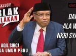 Blak-blakan Said Aqil: Dakwah Ala Wali & NKRI Syariah