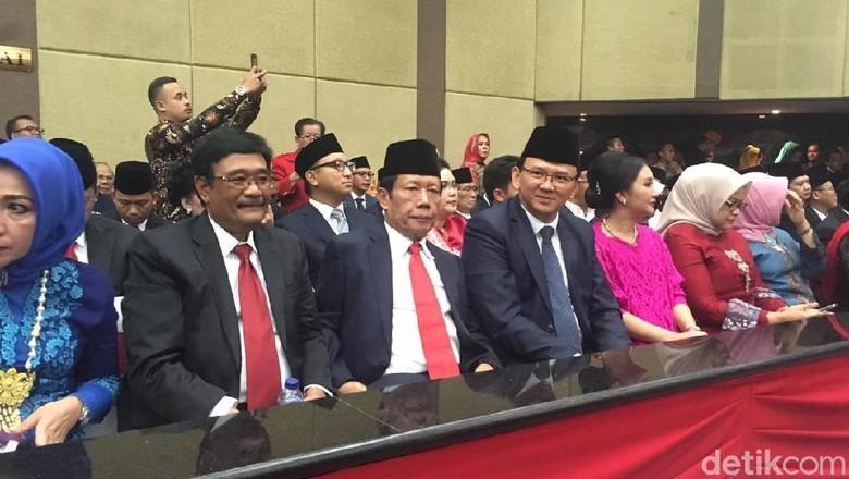 Pesan Sutiyoso ke Anggota DPRD DKI 2019-2024: Perjuangkan Hak Rakyat