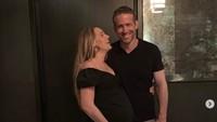 Ryan Reynolds kembali menunjukan ulah usilnya saat Blake Lively ulang tahun.Dok. Instagram/vancityreynolds