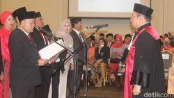 Selain Dilantik, Anggota DPRD KBB Juga Bermalam di Hotel Bintang 5