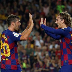 Antoine Griezmann Juga Bisa Gantikan Messi dan Suarez