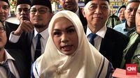 Putri Ketua MPR Zulkifli Hasan, Zita Anjani berhasil terpilih sebagai anggota DPRD DKI Jakarta 2019-2024