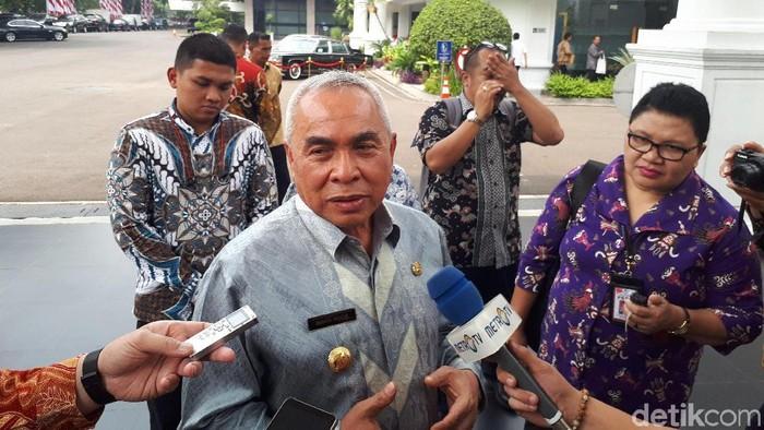 Gubernur Kalimantan Timur Isran Noor, Gubernur Kaltim Isran Noor