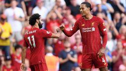 Masih Sempurna, Liverpool Puncaki Klasemen Liga Inggris