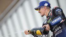 Maverick Vinales Tak Sabar Beraksi di MotoGP Indonesia