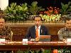 Jokowi Putuskan Ibu Kota Pindah ke Kaltim, Ekspresi Anies Baswedan