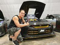 Nissan GT-R Versi Iron Man Jadi Jawara Modifikasi Singapura