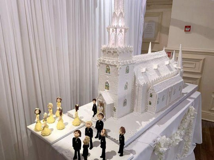 ilustrasi acara pernikahan. Foto: istimewa