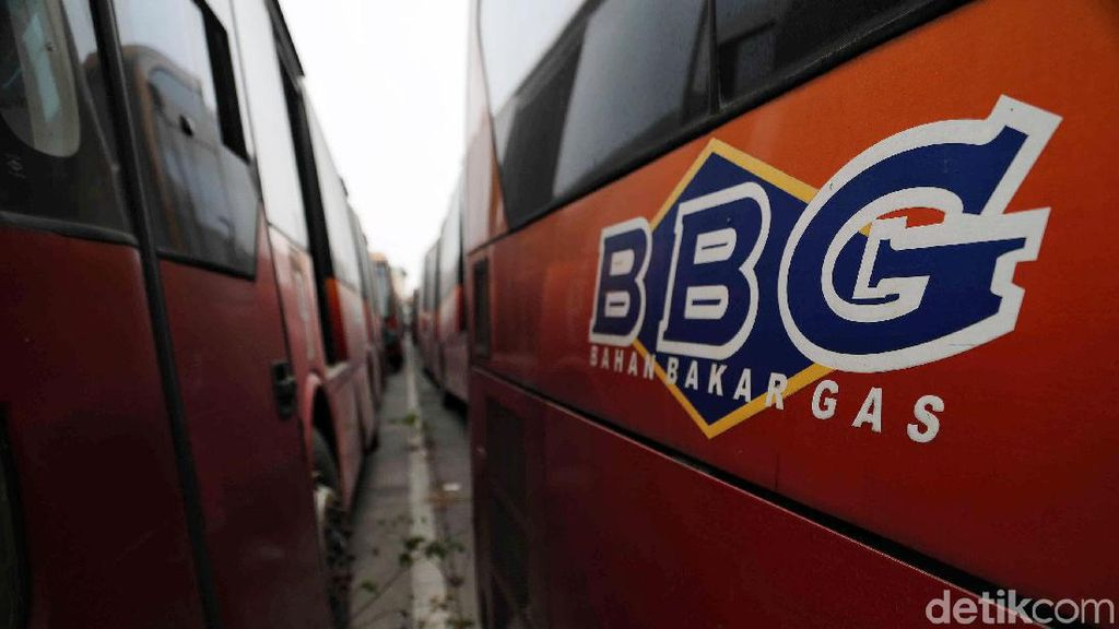 Ada Bus Listrik, Bagaimana Nasib Bus TransJakarta BBG?