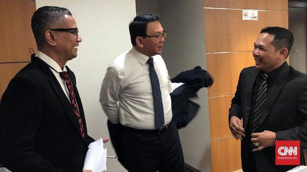 Ahok dan Djarot Hadiri Pelantikan DPRD DKI Jakarta