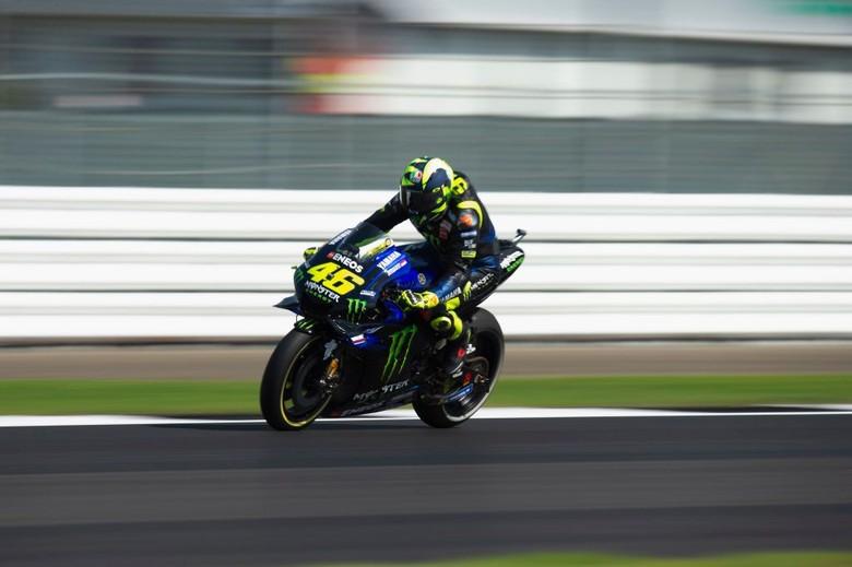Valentino Rossi Foto: Mirco Lazzari gp/Getty Images