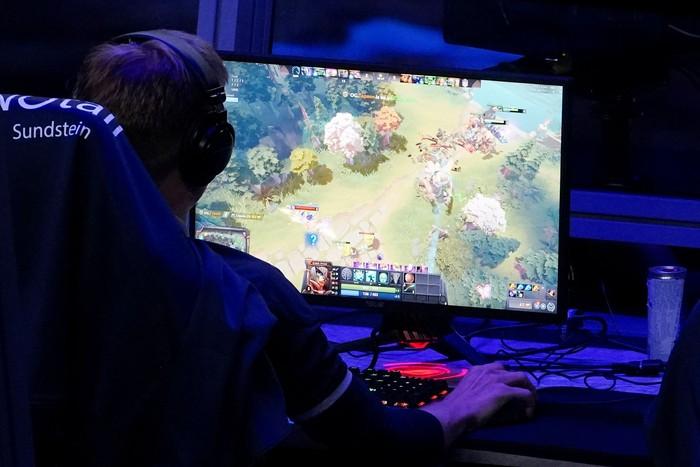 Game online PC terbaik. Foto: Reuters