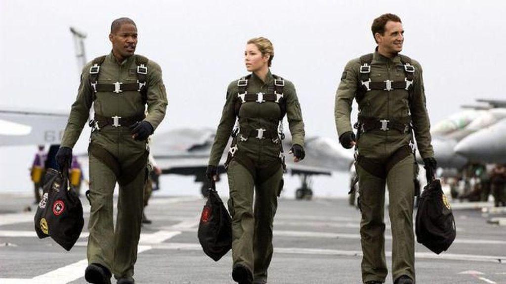 Fakta Menarik Stealth, Film Mirip Top Gun